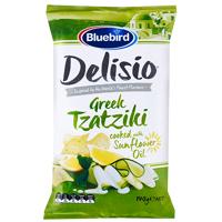 Bluebird Delisio Greek Tzatziki Potato Chips 150g
