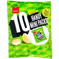 Pams Salt & Vinegar Potato Chips Multipack 10pk