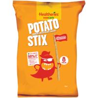 Healtheries Kidscare Cheese Potato Stix 160g