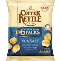 Bluebird Sea Salt Potato Chips 6pk
