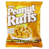 Jasons Peanut Ruffs Snacks 200g