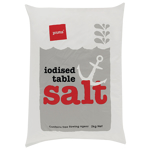 Pams Iodised Table Salt 2kg
