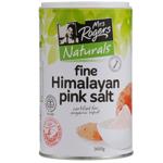 Mrs Rogers Naturals Fine Organic Himalayan Pink Salt 300g