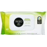 Paseo Ultra Soft Aloe Vera Cleansing Wipes 40ea