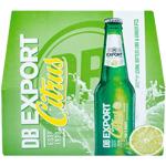 DB Export Citrus Lime & Ginger Bottles 12pk