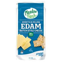 Meadow Fresh Edam Cheese 0.5kg
