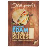 Dairyworks Edam Cheese Slices 200g