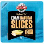 Mainland Natural Slice Edam Cheese 10pk 210g