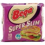 Bega Super Slim Cheese 12 Slices 250g