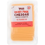 Veesey Dairy Free Cheddar Cheese Alternative Slices 200g