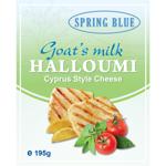 Spring Blue Goat Milk Halloumi Cheese 195g