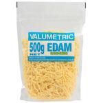 Valumetric Edam Grated Cheese 500g