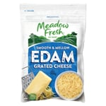 Meadow Fresh Smooth & Mellow Edam Grated Cheese 350g