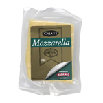 Galaxy Mozzarella Cheese 200g