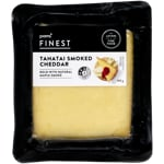 Pams Finest Tahatai Smoked Cheddar Cheese 140g