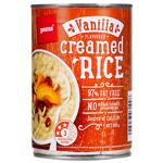 Pams Vanilla Creamed Rice 420g