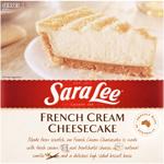 Sara Lee French Cream Cheesecake 360g