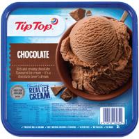 Tip Top Chocolate Ice Cream 2l