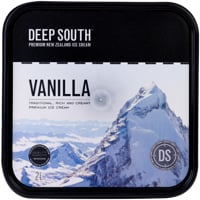 Deep South Vanilla Ice Cream 2l
