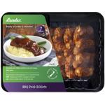 Leader BBQ Pork Riblets 7ea