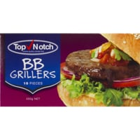Top Notch BB Grillers 10ea