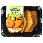 Top Notch Beef Schnitzel 480g