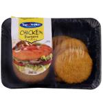 Top Notch Chicken Burgers 520g