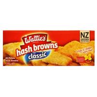 Wattie's Classic Hash Browns 1.25kg