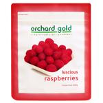 Orchard Luscious Raspberries 500g