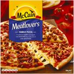 McCain Family Frozen Pizza Meatlovers 500g