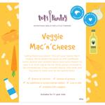 Tot's Pantry Veggie Mac 'n'Cheese 180g