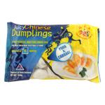 Sunshine Food Juicy Chinese Dumplings Pork & Cabbage 450g