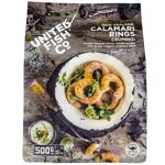 United Fish Co Crumbed Calamari Rings 500g