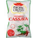 Pacific Crown Premium Cassava 2kg