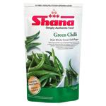 Shana Green Chilli 900g