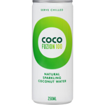 Coco Fuzion Natural Sparkling Coconut Water 250ml