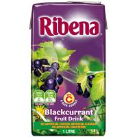 Ribena Blackcurrant Fruit Drink 1l