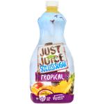Just Juice Tropical 50% Less Sugar Juice 2.4l