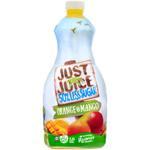 Just Juice Orange & Mango 50% Less Sugar Juice 2.4l