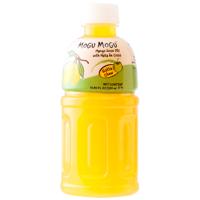 Mogu Mogu Mango Juice With Nate De Coco 320ml