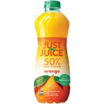 Just Juice Orange 50% Less Sugar Juice 1l