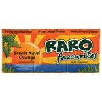 Raro Sachet Sweet Navel Orange 3pk 240g
