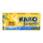 Raro Sachet Orange Mango 3pk 240g