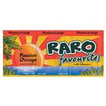 Raro Sachet Passion Orange 3pk 240g