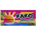 Raro Sachet Raspberry 3pk 240g