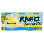 Raro Sachet Lemonade 3pk 240g
