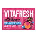 Vitafresh Sachet Drink Mix White Peach Passionfruit 150g 3pk