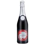 Pams Sparkling Red Grape Juice 750ml