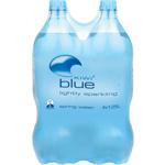 Kiwi Blue Sparkling Water 5000ml (1250ml x 4pk)