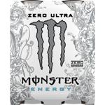 Monster Ultra Zero Drink 4pk